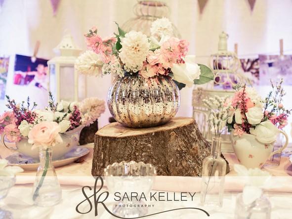 Silver Mercury Glass Assorted Vases N Joy Weddings Events